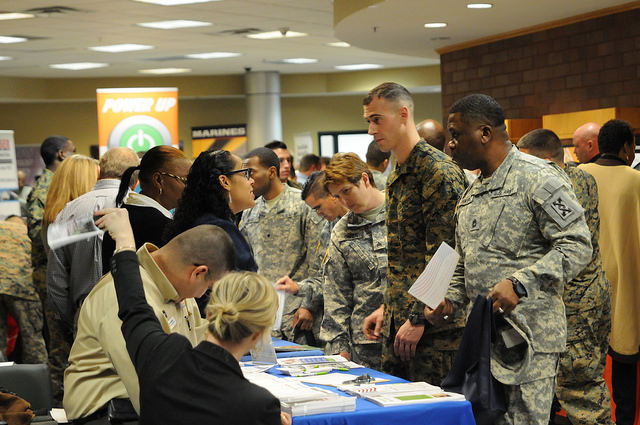 8 Best Jobs for Veterans in 2016
